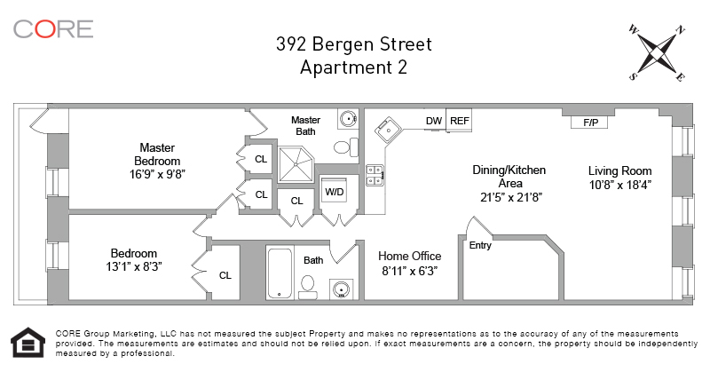 392 Bergen St. 2, Brooklyn, NY 11217