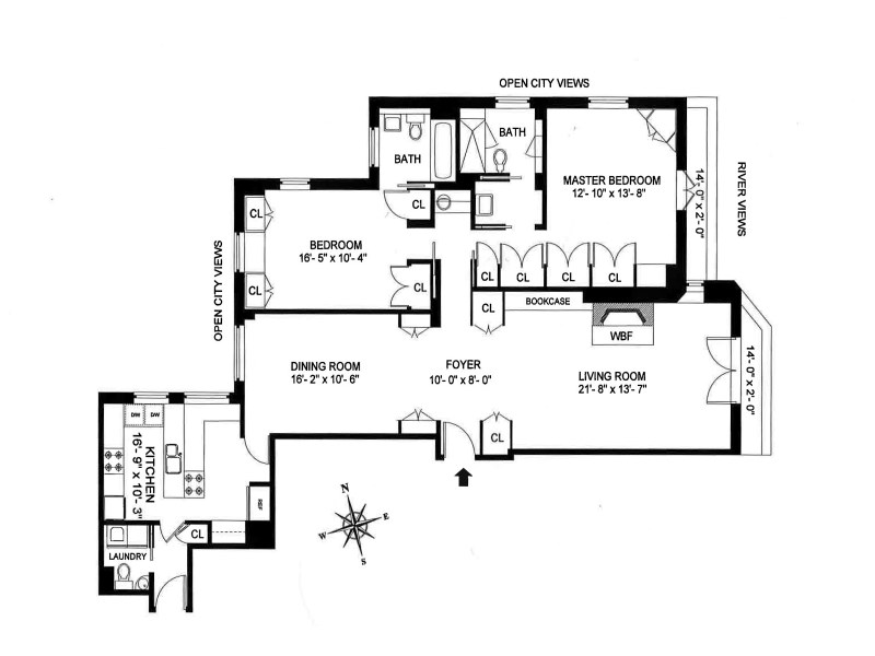 2 Beekman Place 17A, New York, NY 10022