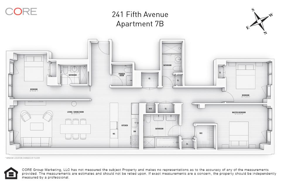 241 Fifth Ave. 7B, New York, NY 10016