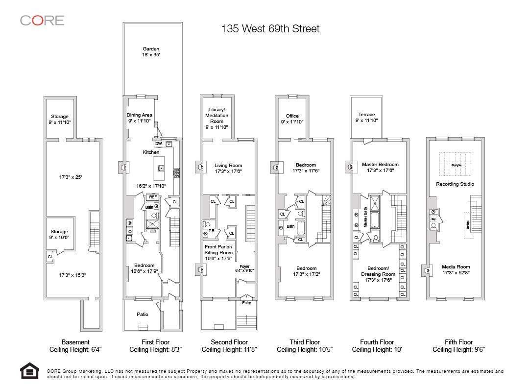 135 West 69th St., New York, NY 10023