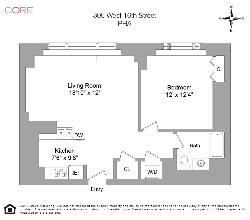 305 West 16th St. PHA, New York, NY 10011