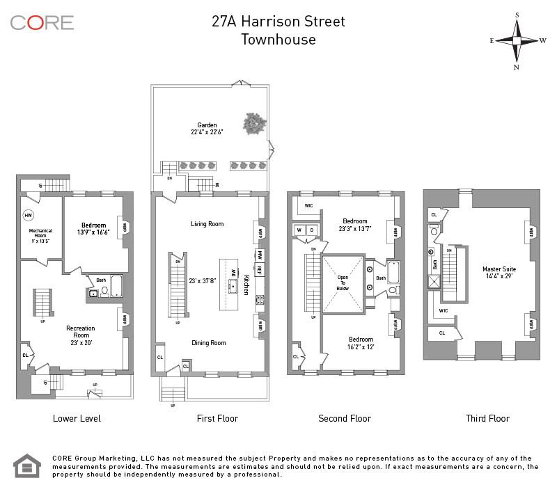 37 Harrison St., New York, NY 10013