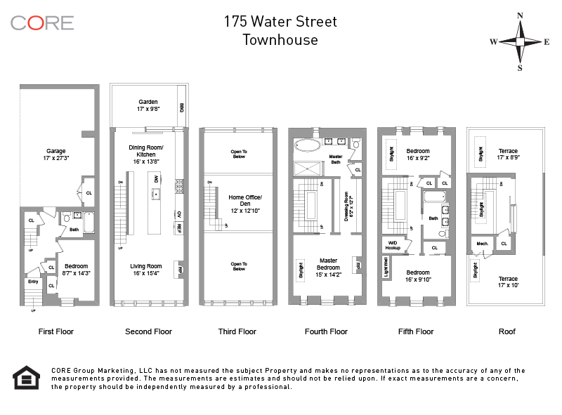 175 Water St TOWNHOUSE, Brooklyn, NY 11201