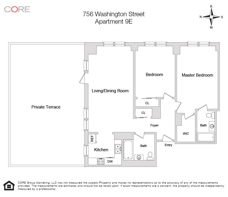 756 Washington St. 9E, New York, NY 10014