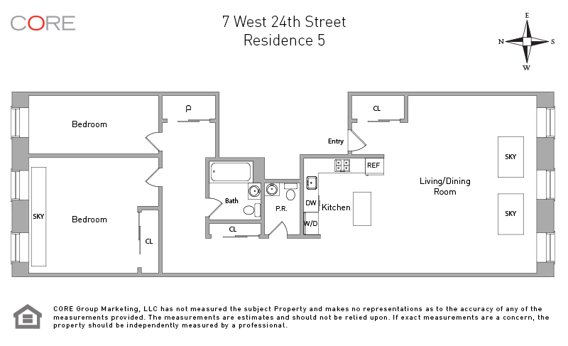 7 West 24th St. 5, New York, NY 10011