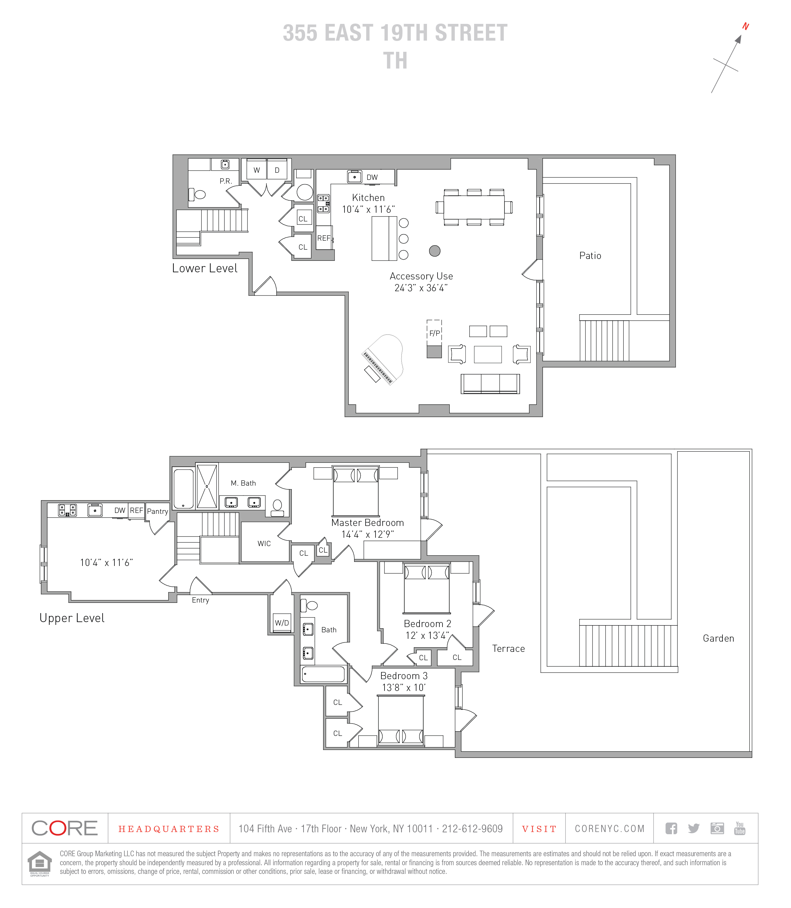 355 East 19th St. Townhouse, New York, NY 10003