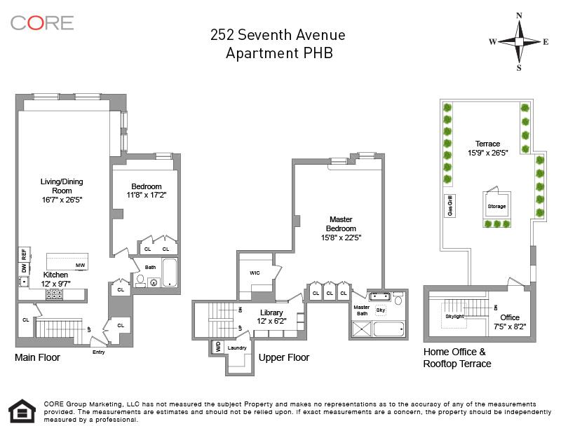 252 Seventh Ave. PHB, New York, NY 10001