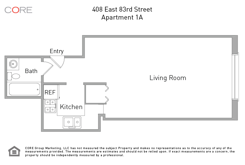 408 East 83rd St. 1A, New York, NY 10028