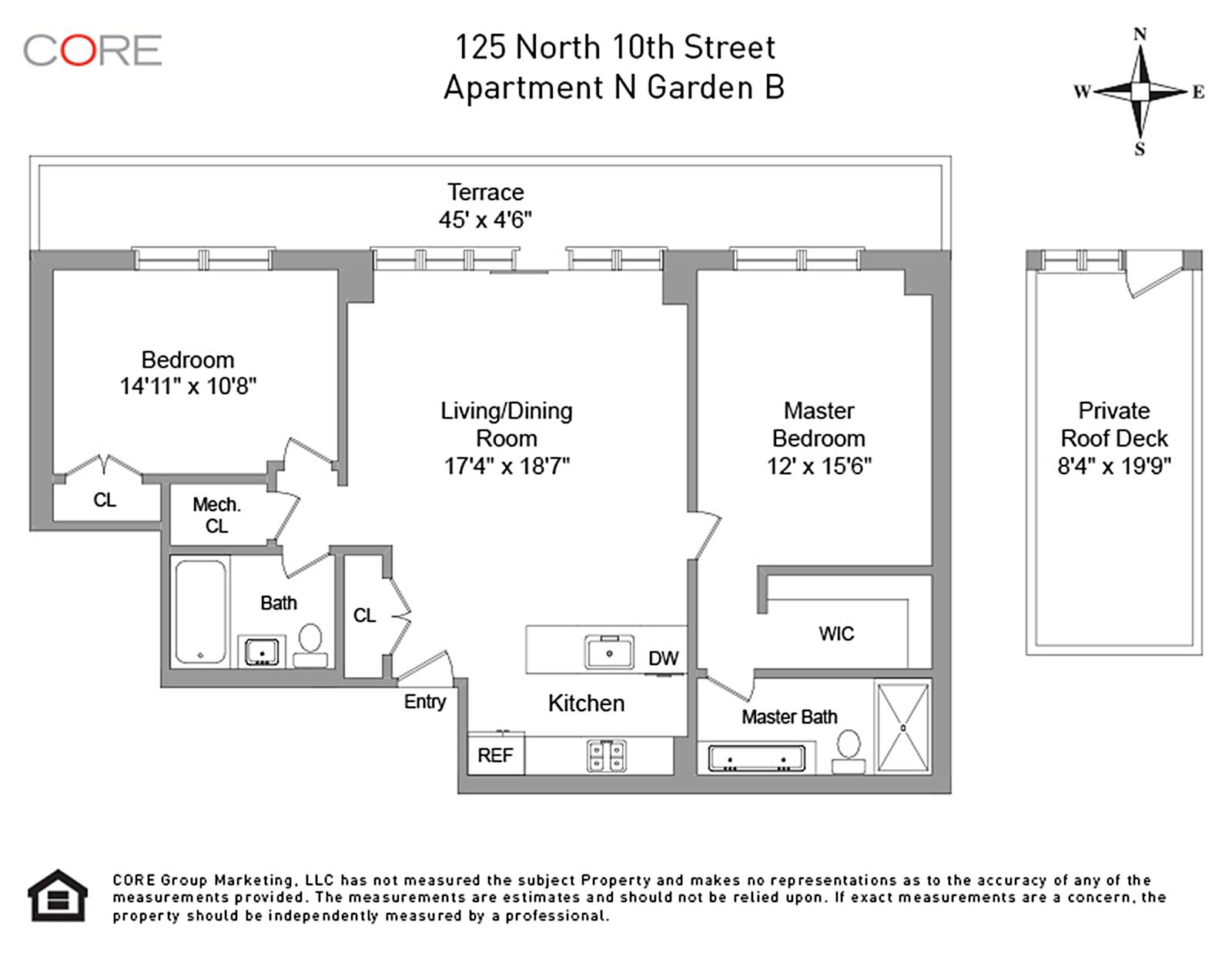 125 North 10 St. NGB, Brooklyn, NY 11249