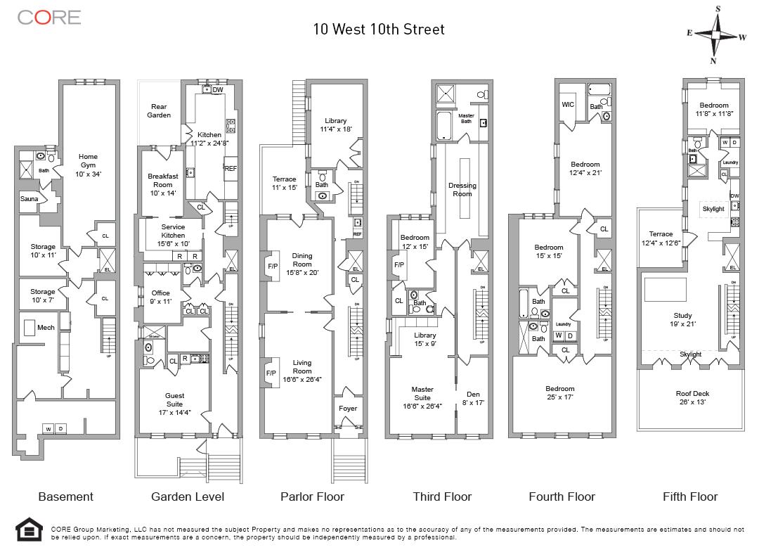 10 West 10th St., New York, NY 10011