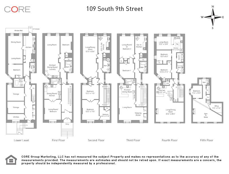 109 South 9th St., Brooklyn, NY 11249