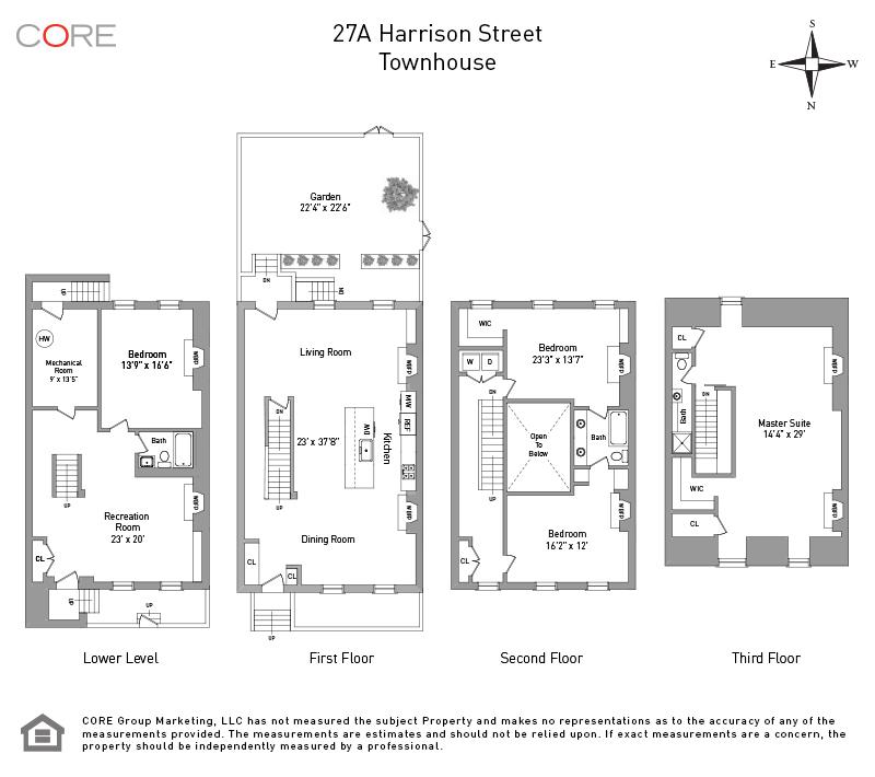 27 Harrison St., New York, NY 10013