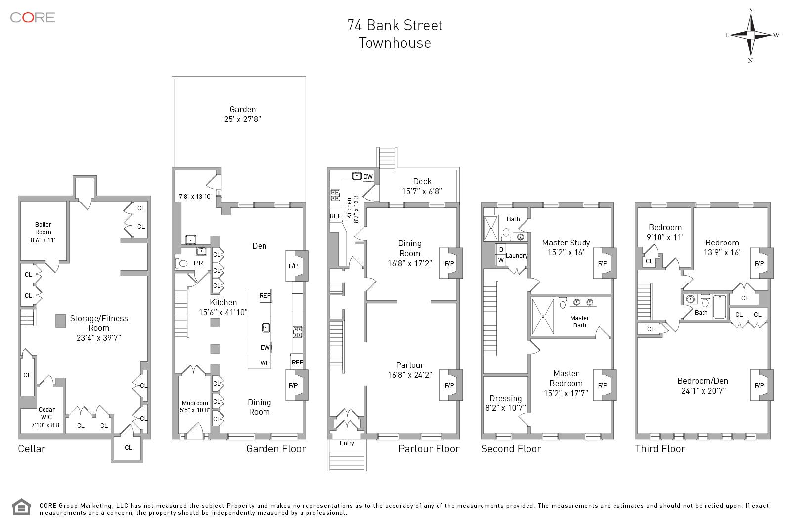 74 Bank St. Building, New York, NY 10014