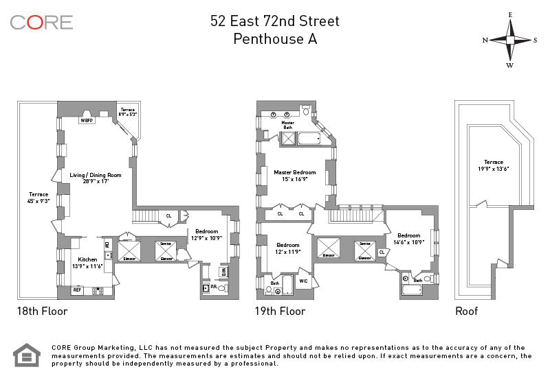 52 East 72nd St. PHA, New York, NY 10021
