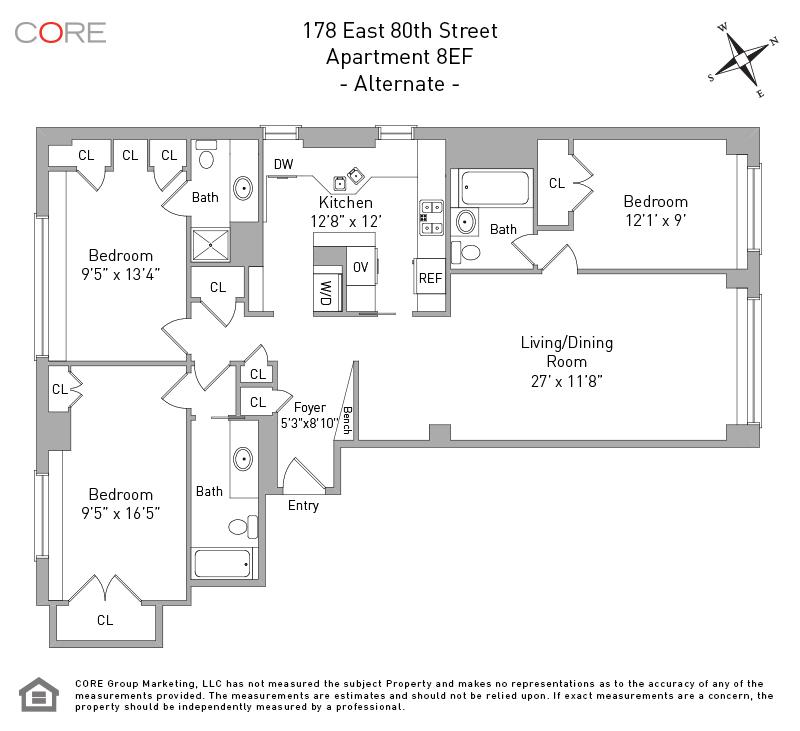 178 East 80th St. 8EF, New York, NY 10075