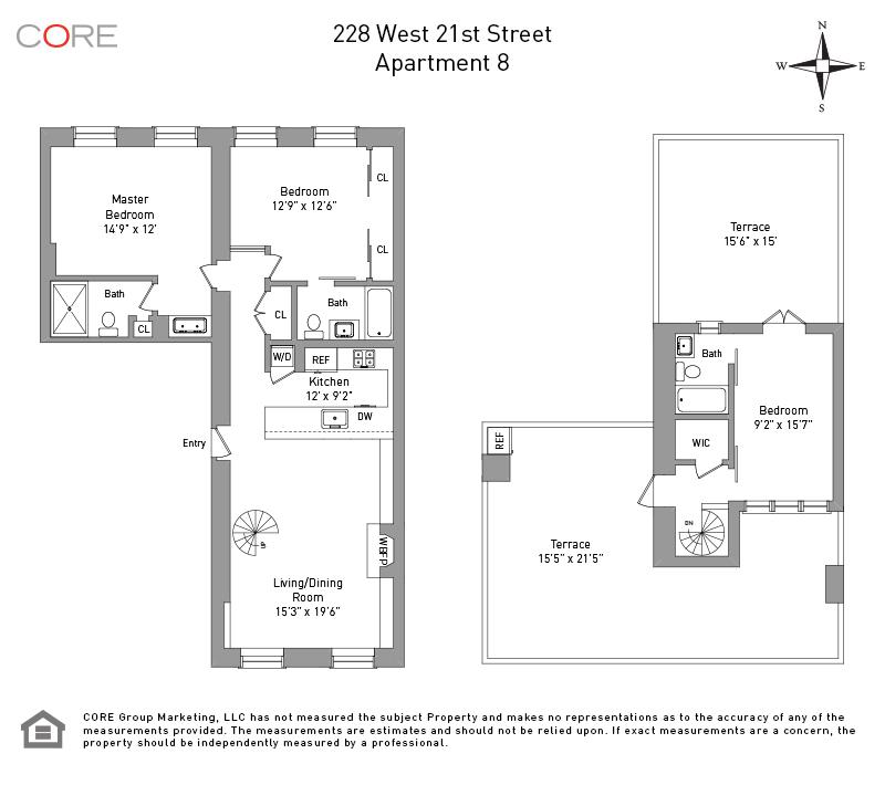 228 West 21st St 8, New York, NY 10011