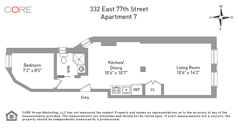 332 East 77th St. 7, New York, NY 10075