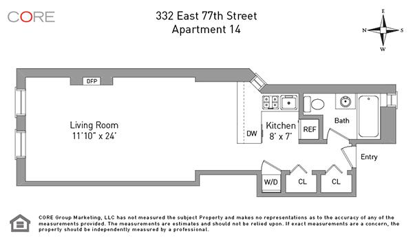 332 East 77th St. 14, New York, NY 10075