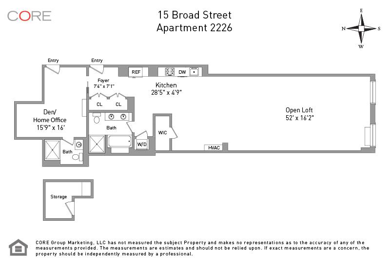 15 Broad St. 2226, New York, NY 10005