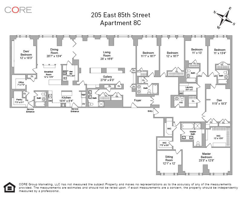 205 East 85th St. 8C, New York, NY 10028