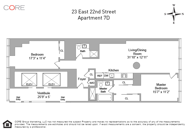 23 East 22nd St. 7D, New York, NY 10010