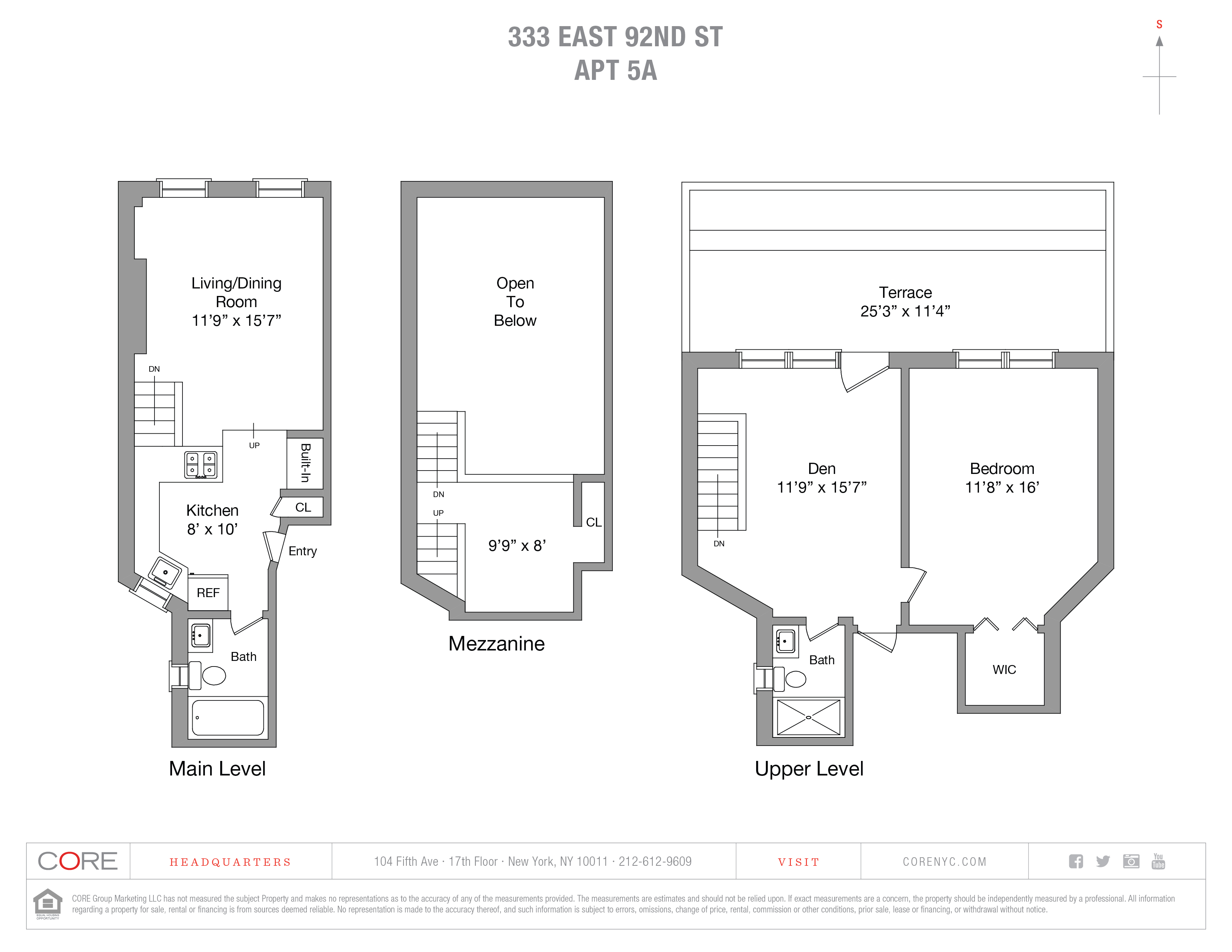 333 East 92nd St. 5A, New York, NY 10128