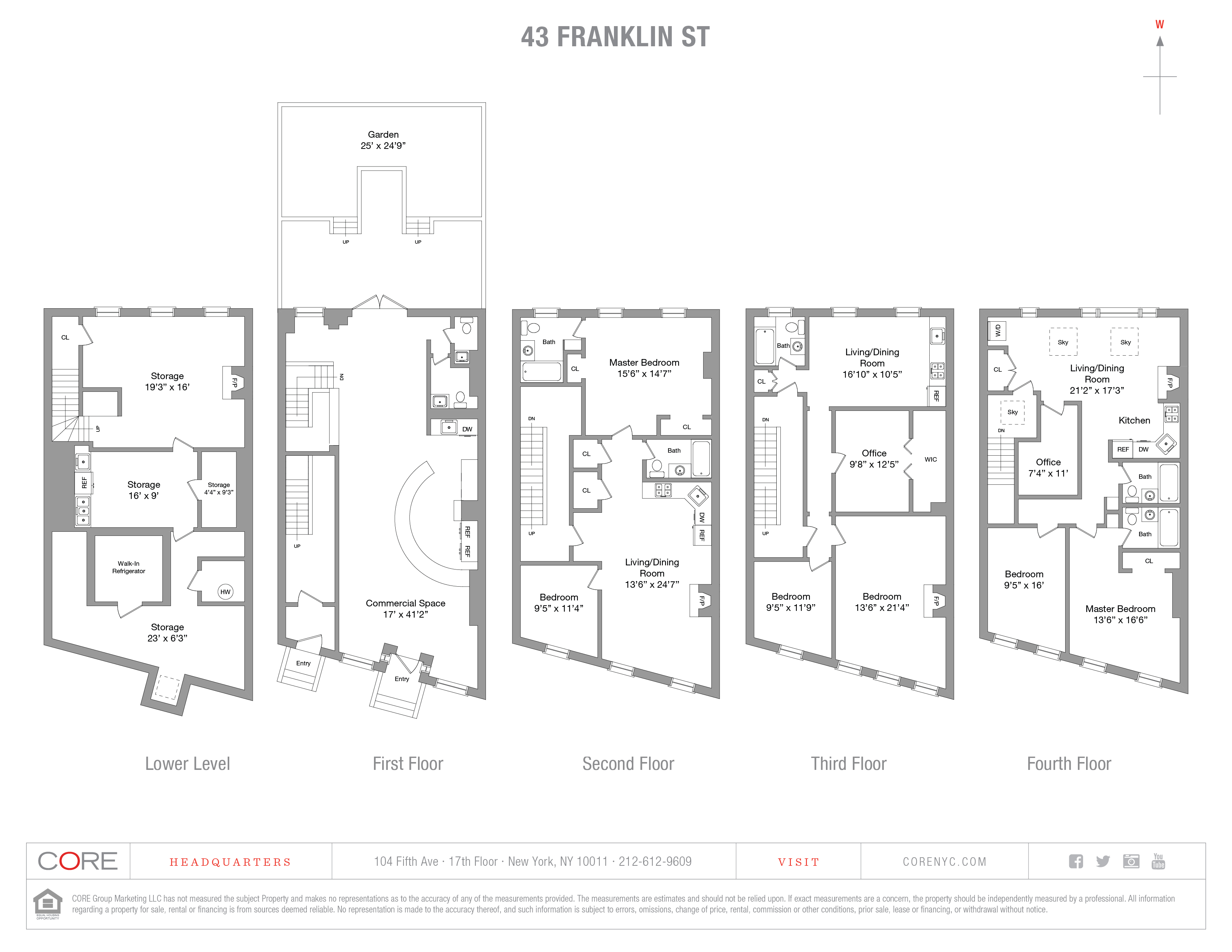 43 Franklin St., Brooklyn, NY 11222