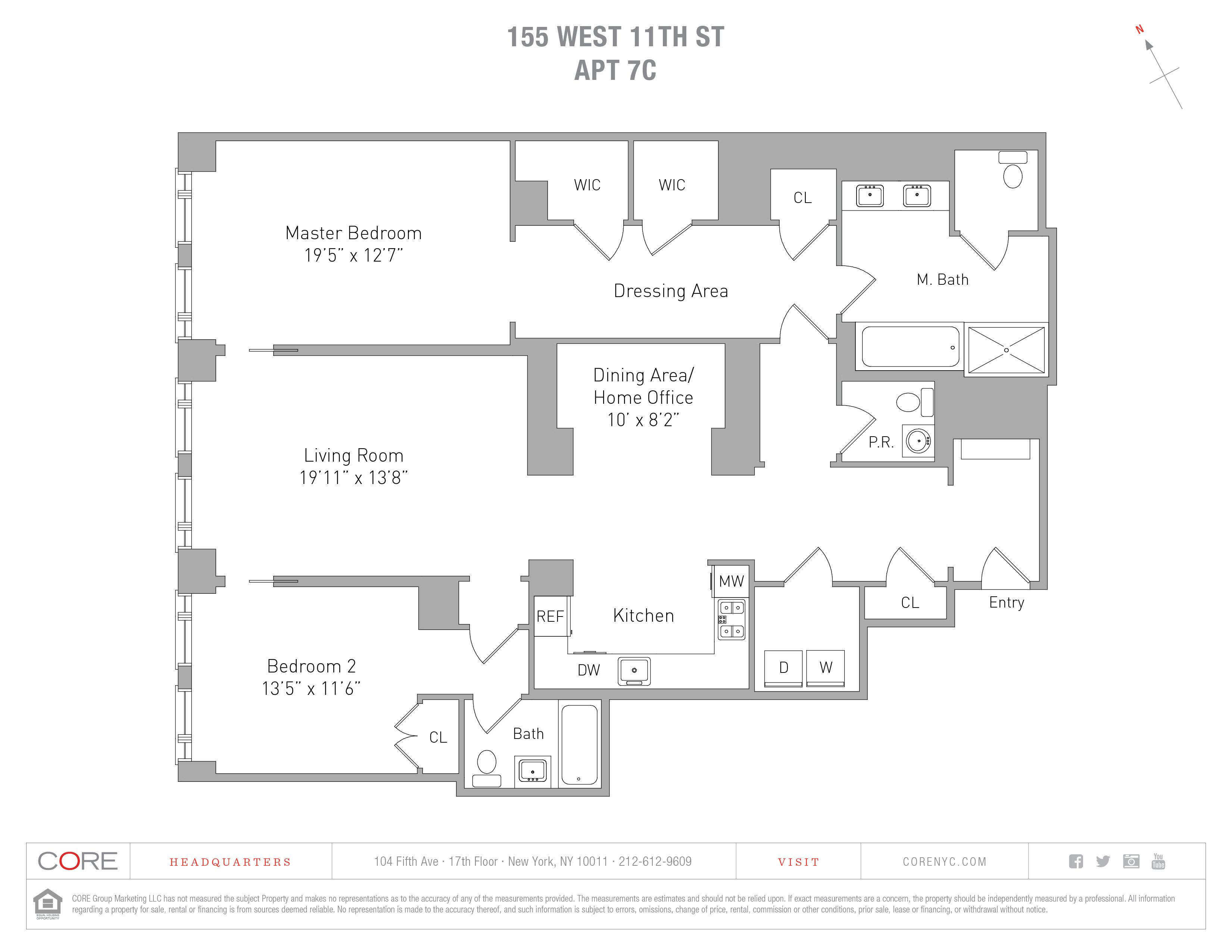 155 West 11th St. 7C, New York, NY 10011