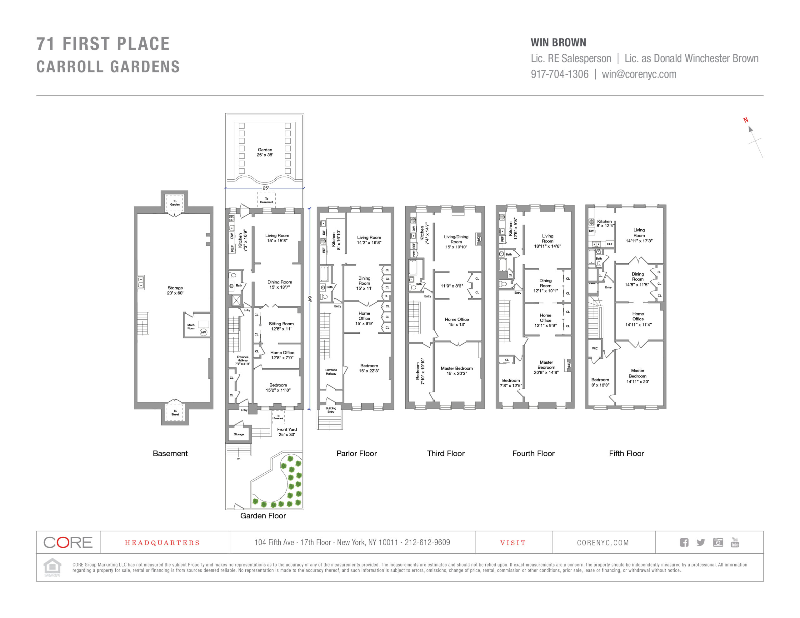71 First Place, Brooklyn, NY 11231